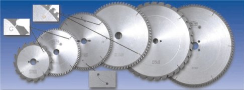 German Carbide Tipped Saw Blades - GS Series