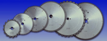GS Series Carbide Tipped German Saw Blades