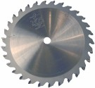 Carbide Tipped Groover Saw Blades