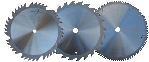 Carbide Tipped Industrial Saw Blades - PT Series